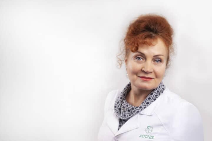 Консультация репродуктолога Гюльмамедовой