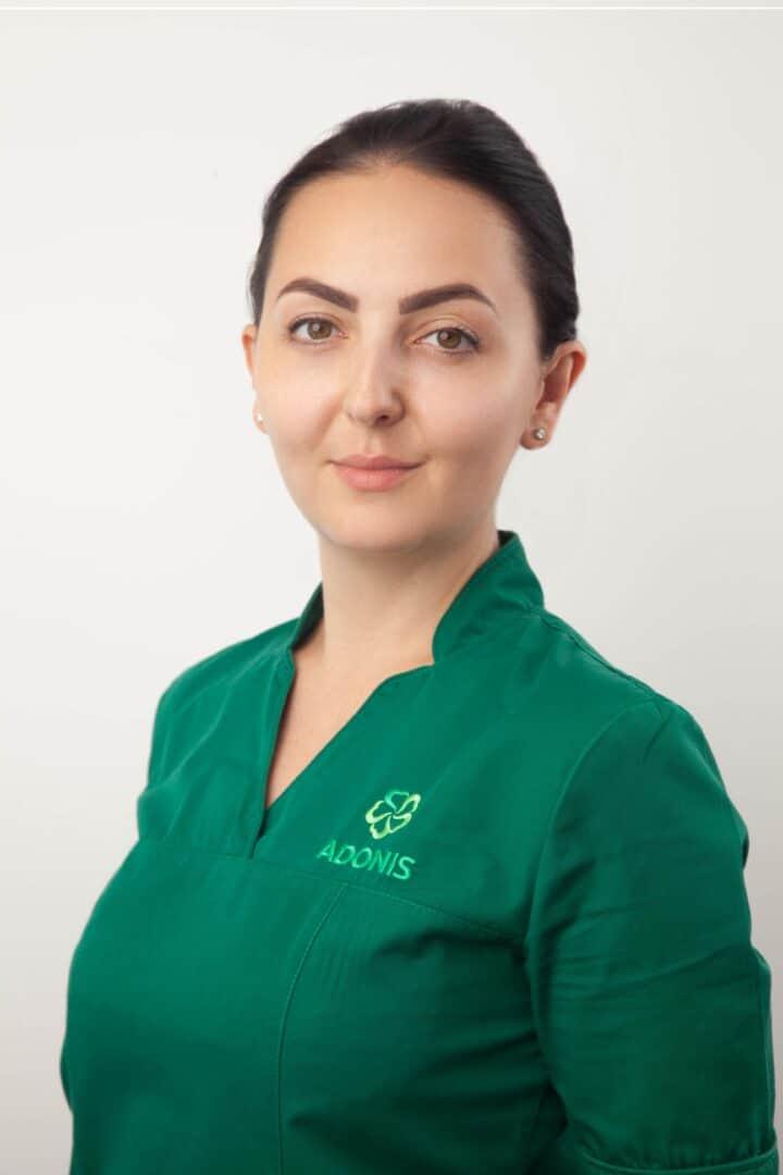 Детский врач-анестезиолог ADONIS Бодня Анна Игоревна, Киев