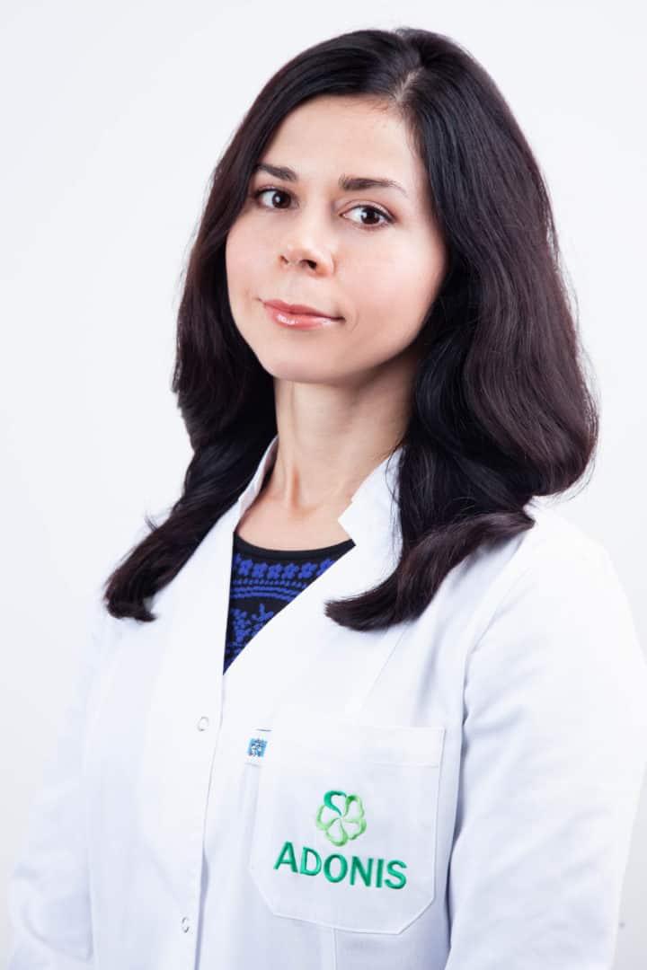 Гришко Ольга Владимировна