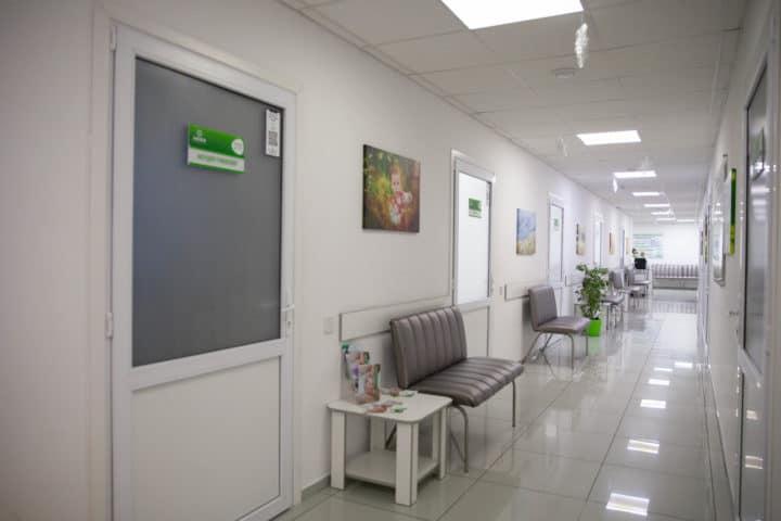 Педиатрический стационар