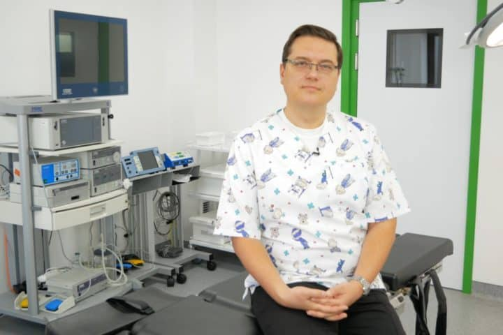 Детский хирург ADONIS