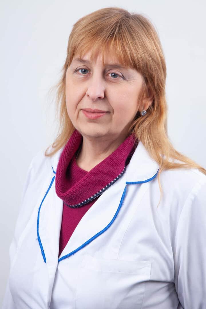 Казачанская Виктория Григорьевна