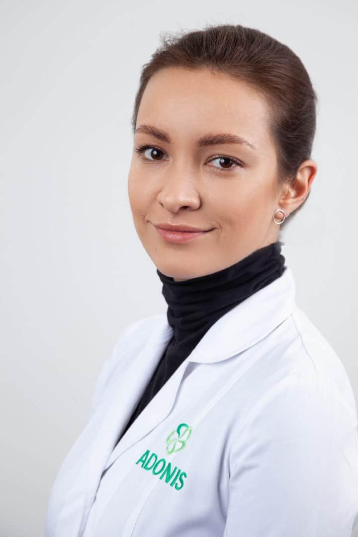 Комисаренко Катерина Петровна