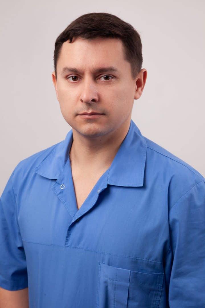 Коструба Валентин, ортопед-травматолог