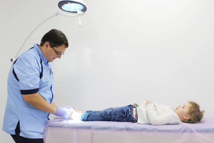 Прием детского хирурга в Киеве