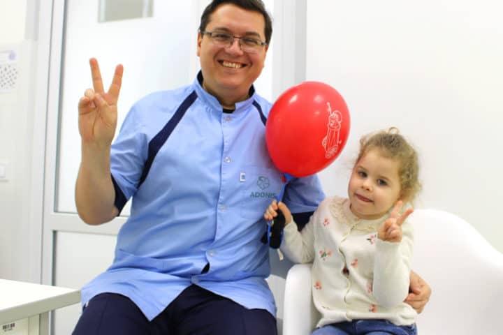 педиатрия ADONIS в Обухове и Киеве
