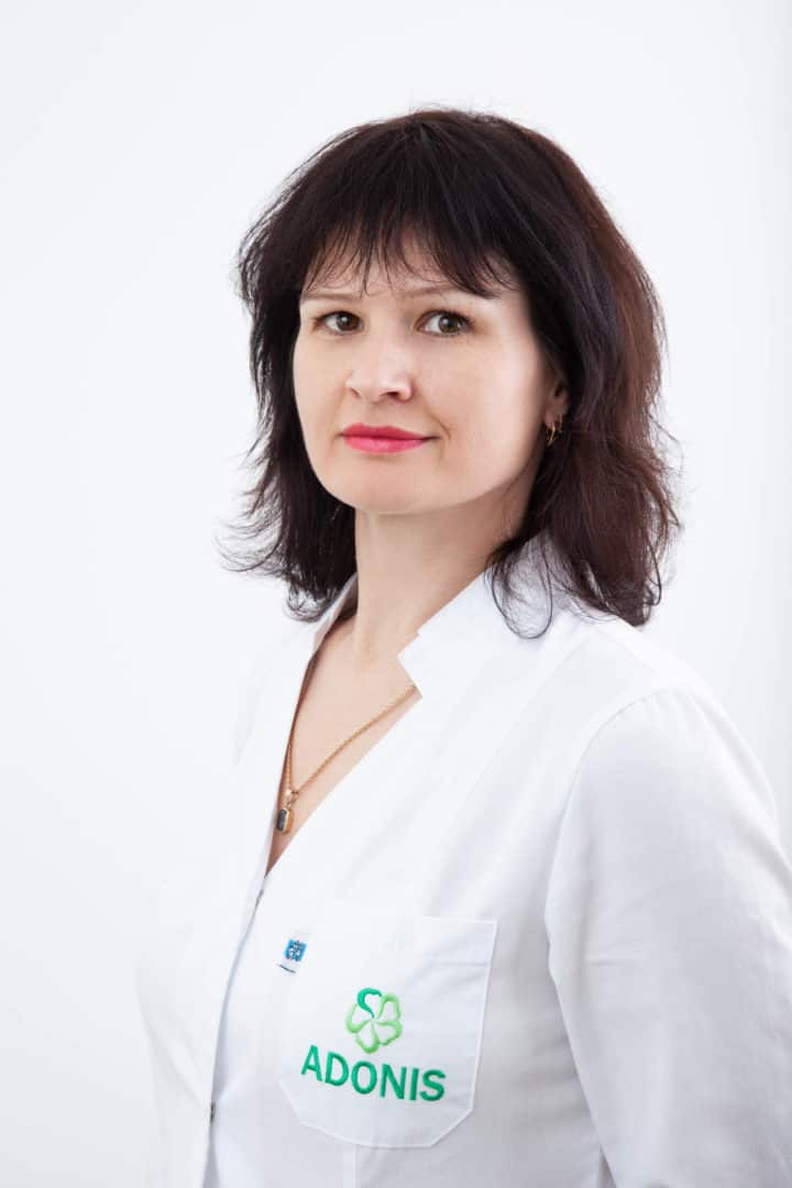 Детский офтальмолог Пруц Ольга Николаевна в Киеве - ADONIS