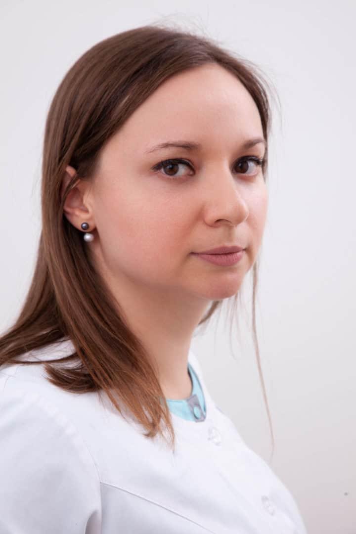 Стебакова Ксения Геннадиевна