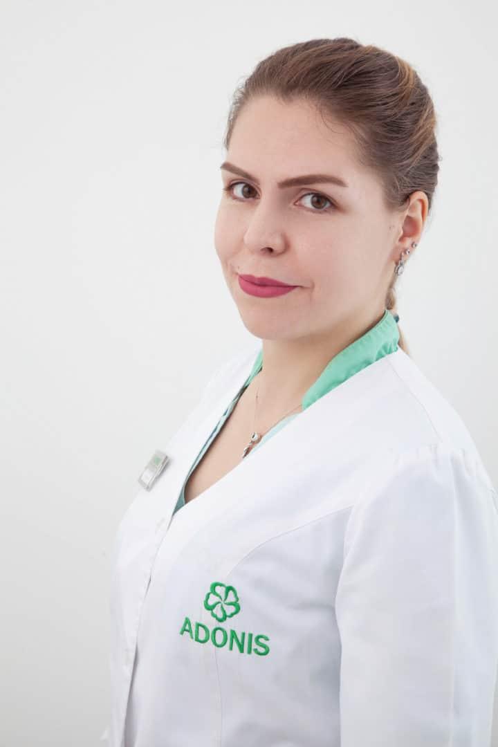 Психолог Тищенко Виктория в Киеве - ADONIS
