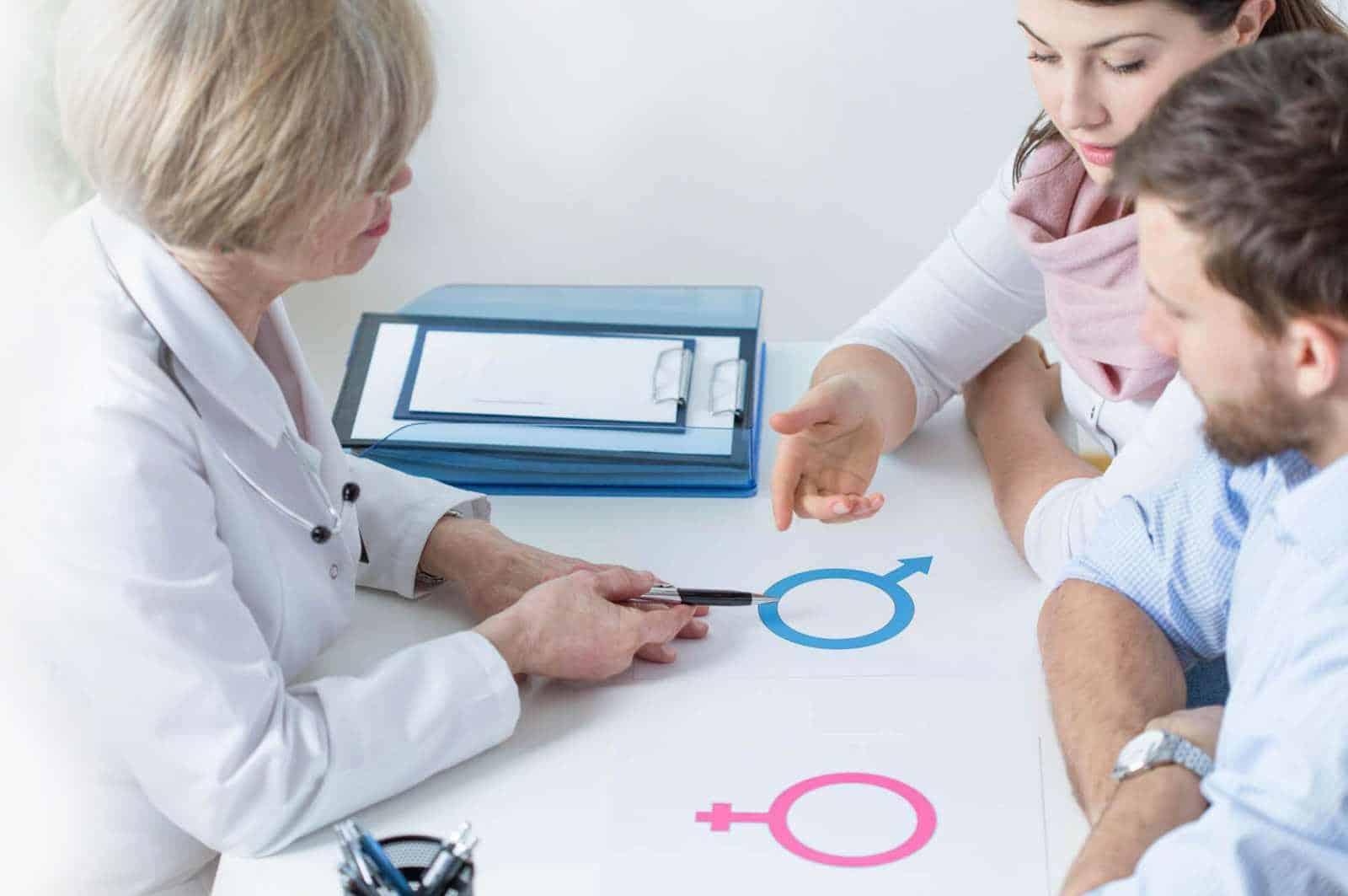 Первичная консультация репродуктолога в ADONIS