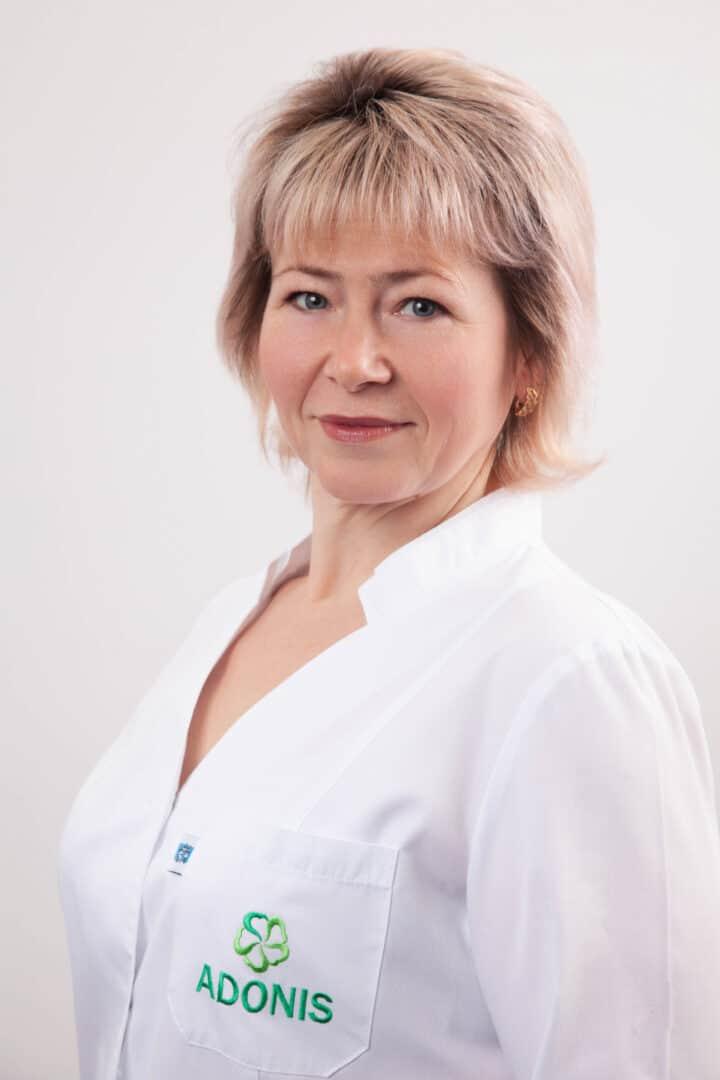 Массажист Шипило Татьяна в Киеве ADONIS