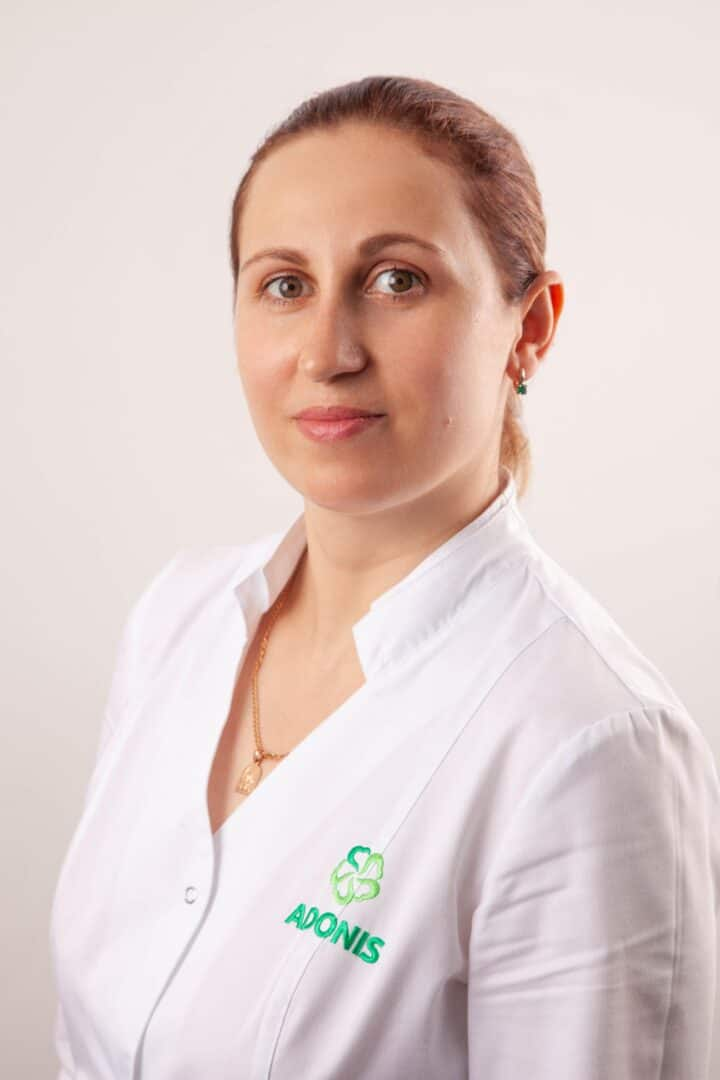 Врач-офтальмолог ADONIS Марченко Марьяна Юрьевна, Киев