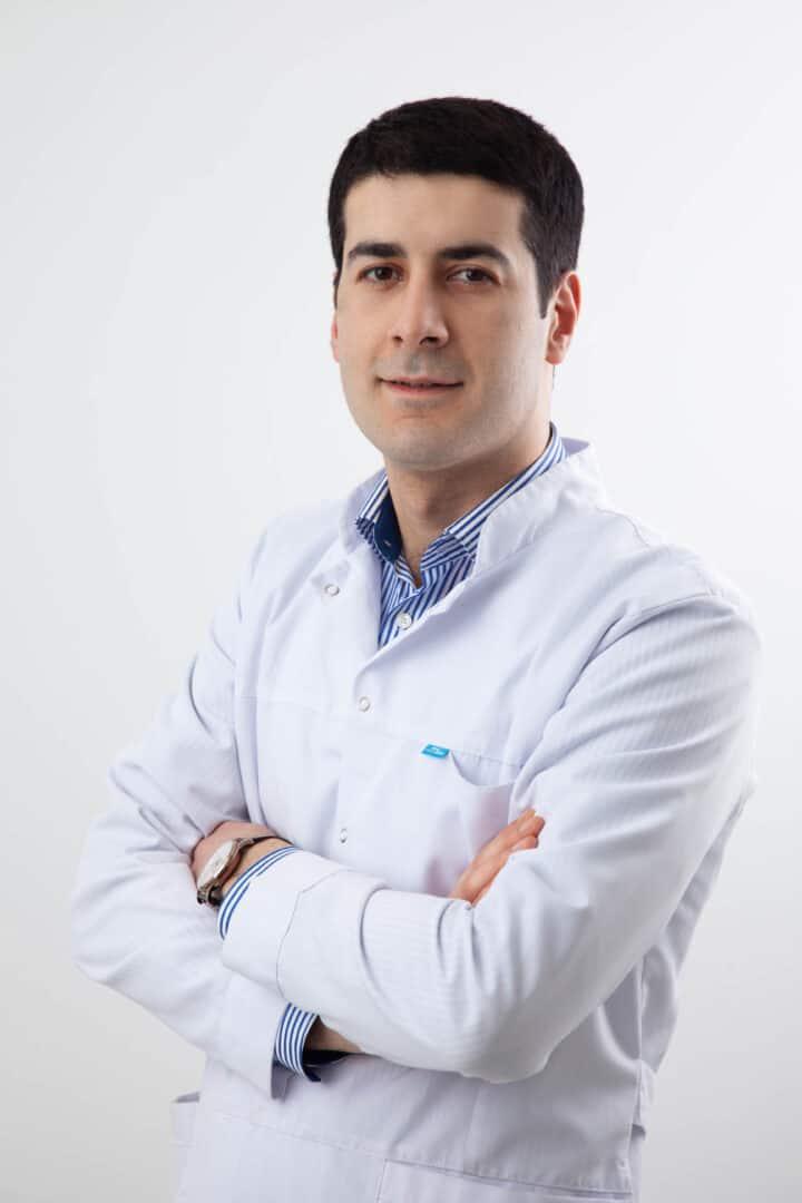 Искандаров Хазар Алладинович, врач уролог-хирург
