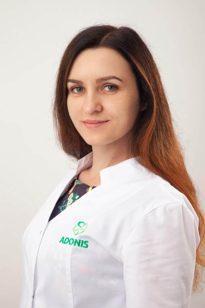Врач-педиатр, аллерголог ADONIS Лазарук Инна Петровна, Киев