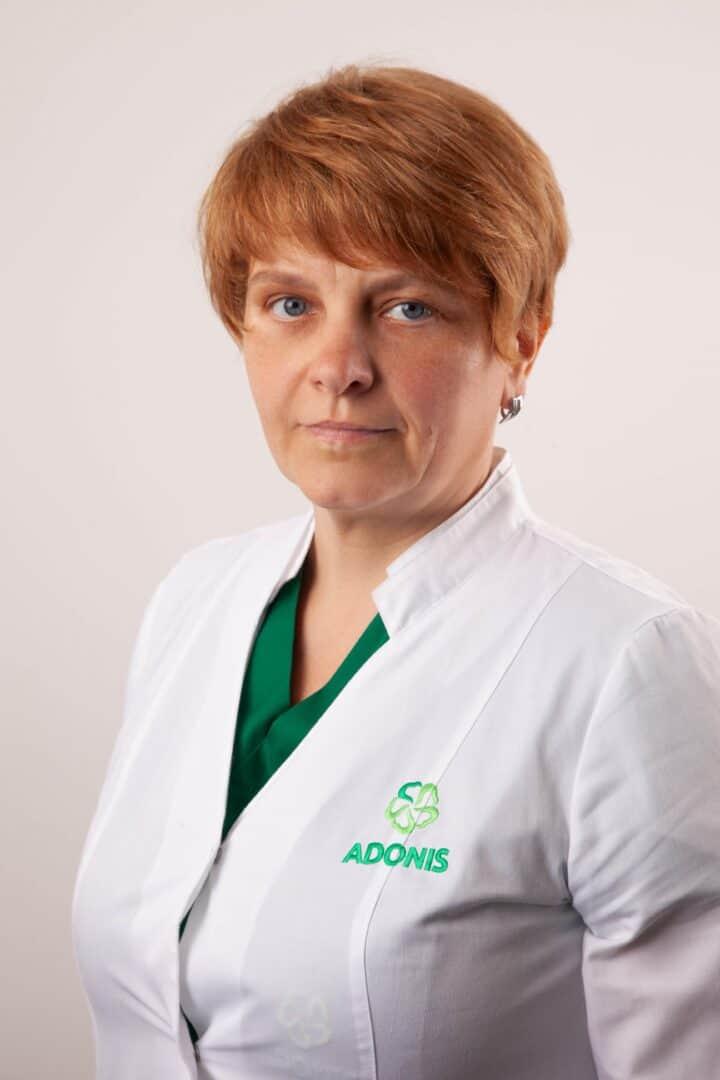 Петрик Лина Григорьевна, массажист ADONIS в Киеве