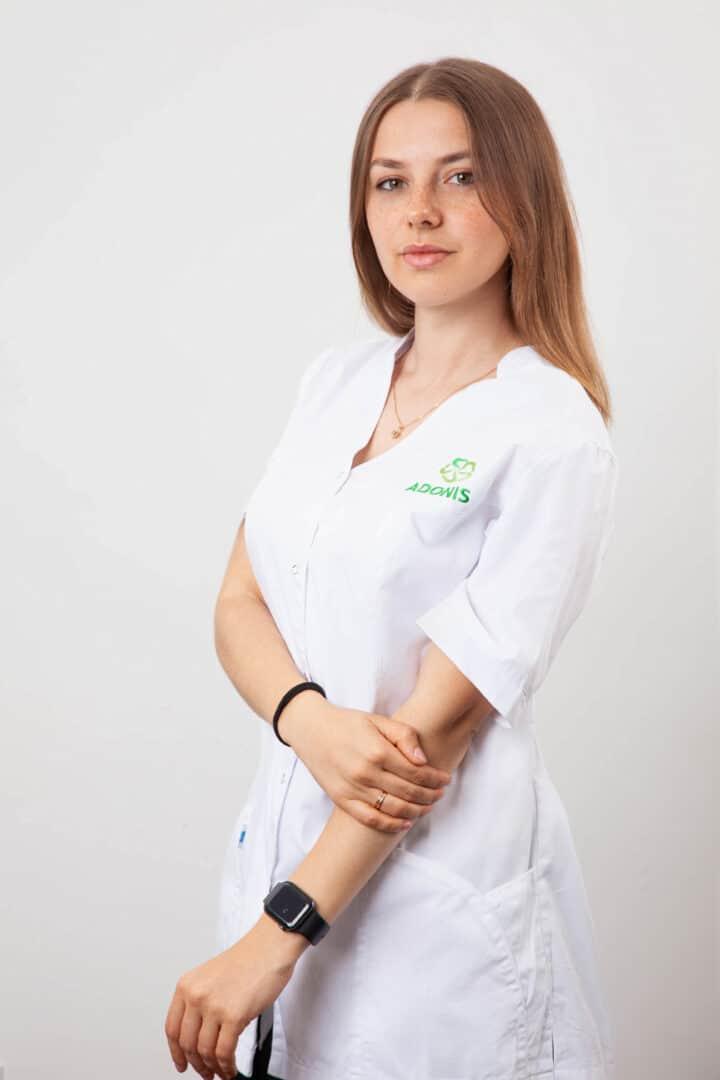 Потапова Катерина Павловна врач-невролог киев