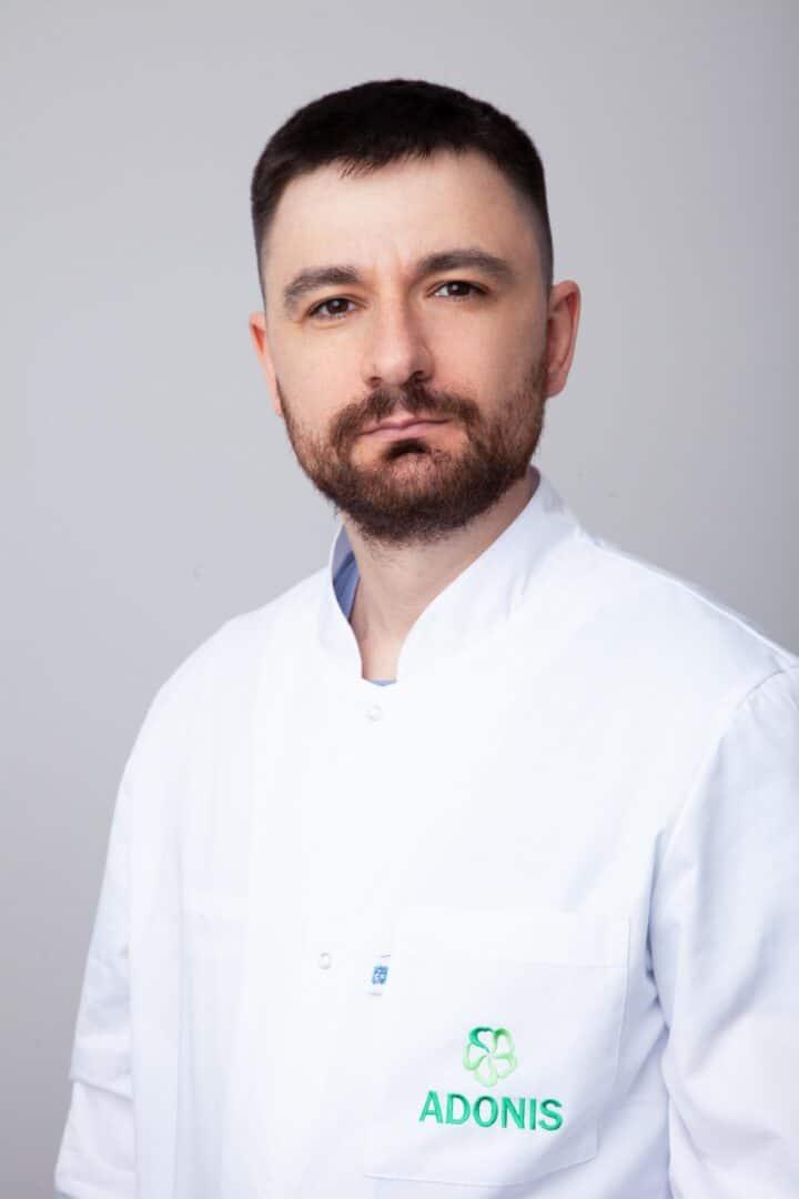 Пластический хирург ADONIS Гришай Сергей Евгеньевич