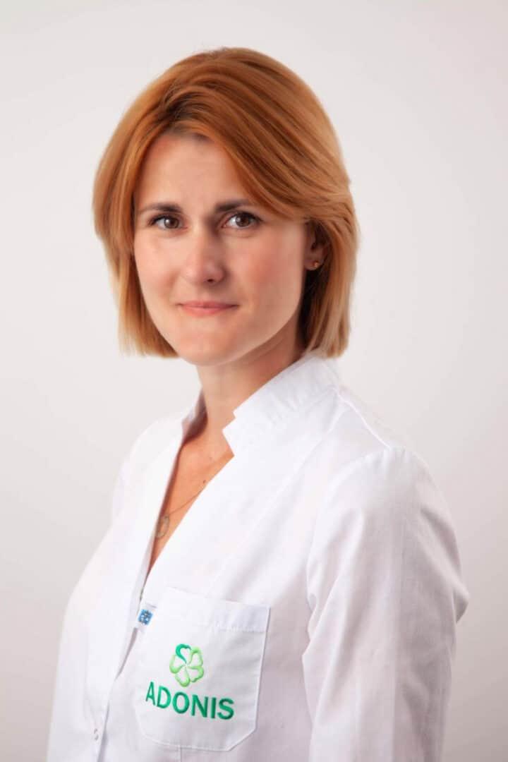 Врач-педиатр Крепак Мария Сергеевна, ADONIS, Киев.