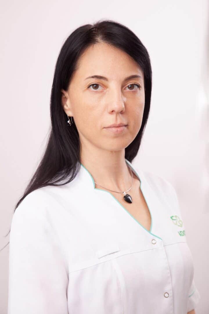 Сосудистый хирург ADONIS Власенко Елена Анатольевна, Киев