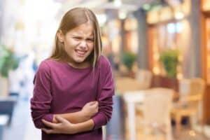 Причины боли в животе у детей