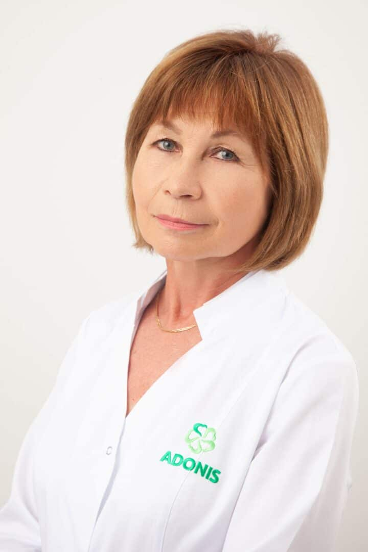 Врач-педиатр ADONIS Алексеенко Людмила Михайловна, Киев