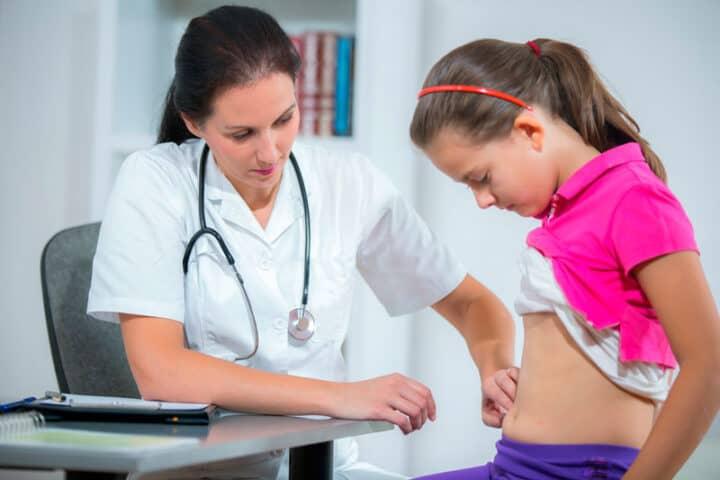 Боль в животе у детей – нужен ли хирург, ADONIS Киев