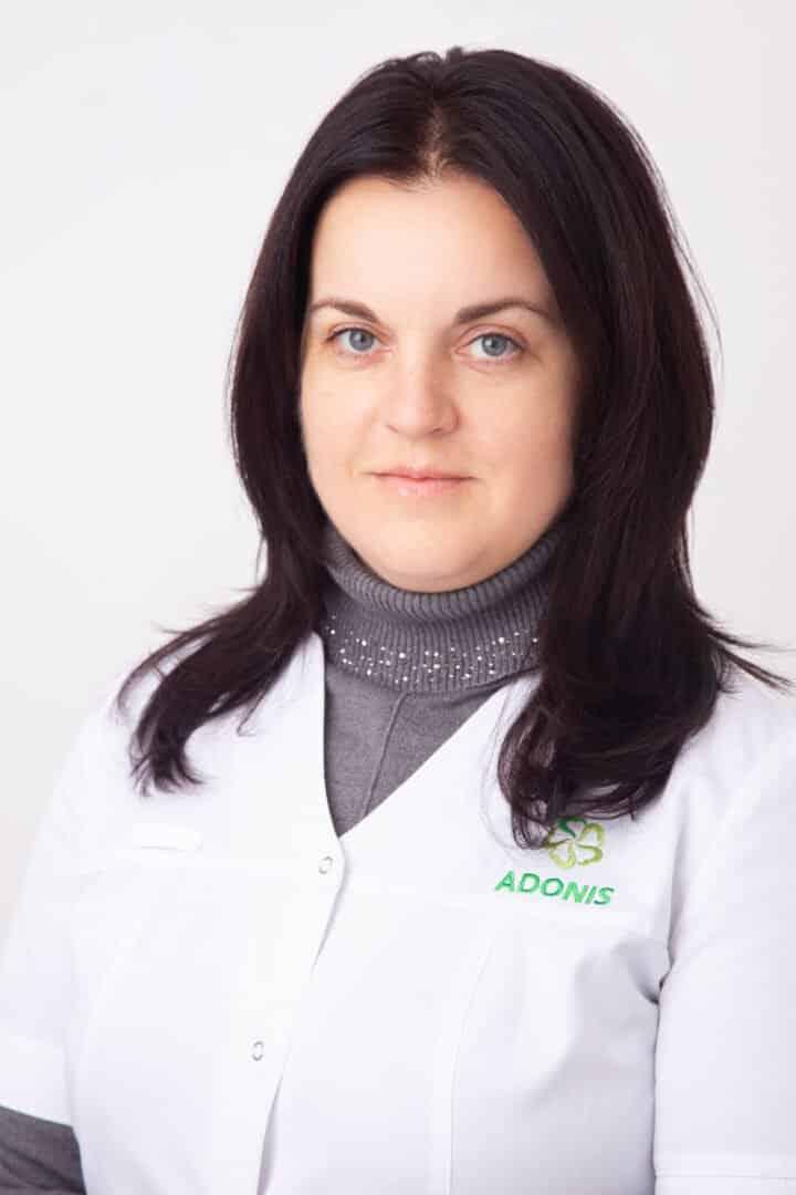 Врач-репродуктолог ADONIS Короп Злата Анатольевна, Киев