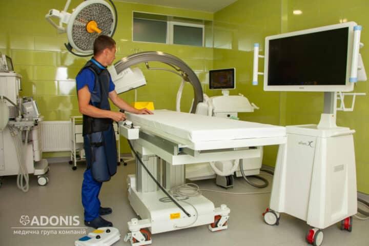 Рентгенэндоваскулярная диагностика