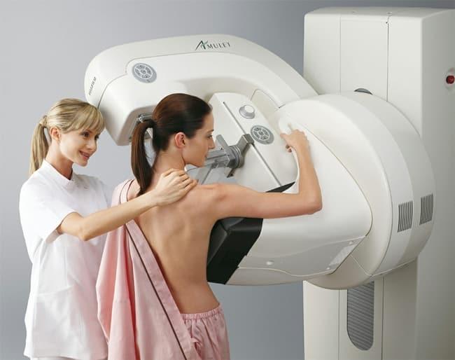 Маммография в Киеве в ADONIS