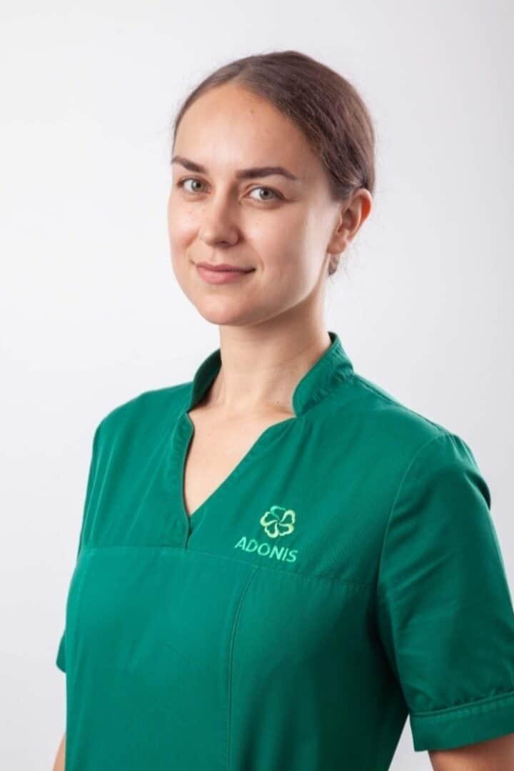 Психолог роддома ADONIS Стефановская Дарья Эдуардовна, Киев