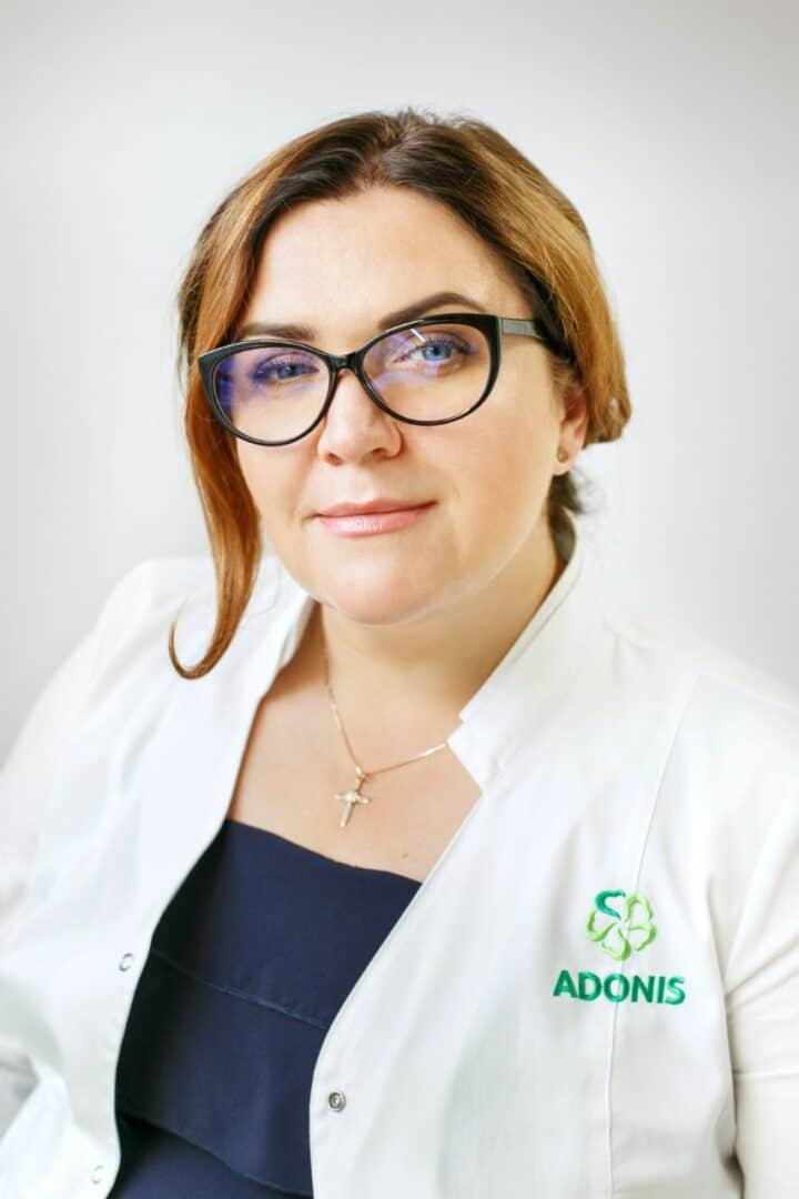 Логопед-дефектолог ADONIS Свирская Татьяна Николаевна, Киев