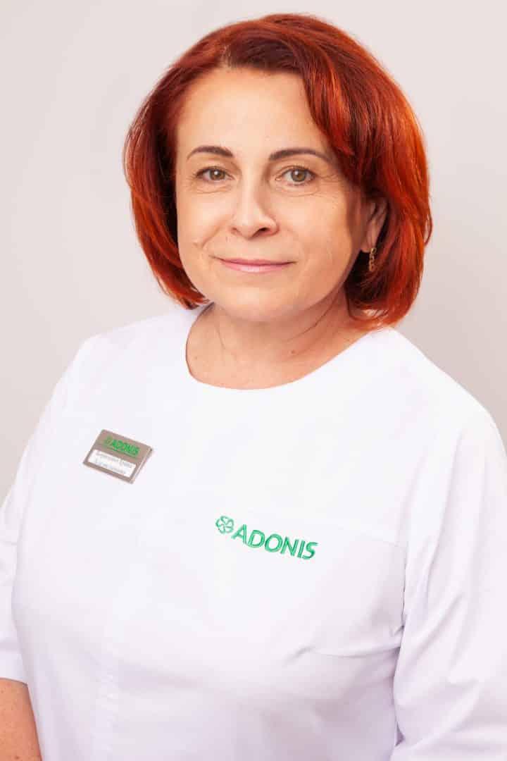 Акушер-гинеколог ADONIS Борисенко Ирина Владиславовна, г. Киев
