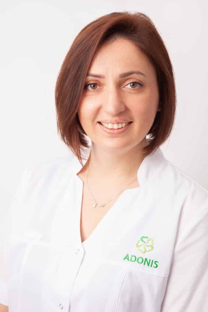 Врач -гинеколог ADONIS Полуянова Оксана Михайловна, Киев