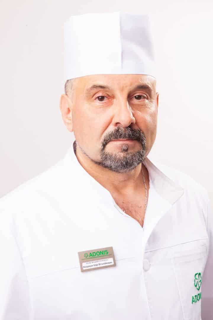 Акушер-гинеколог ADONIS Кошман Игорь Витальевич, Киев