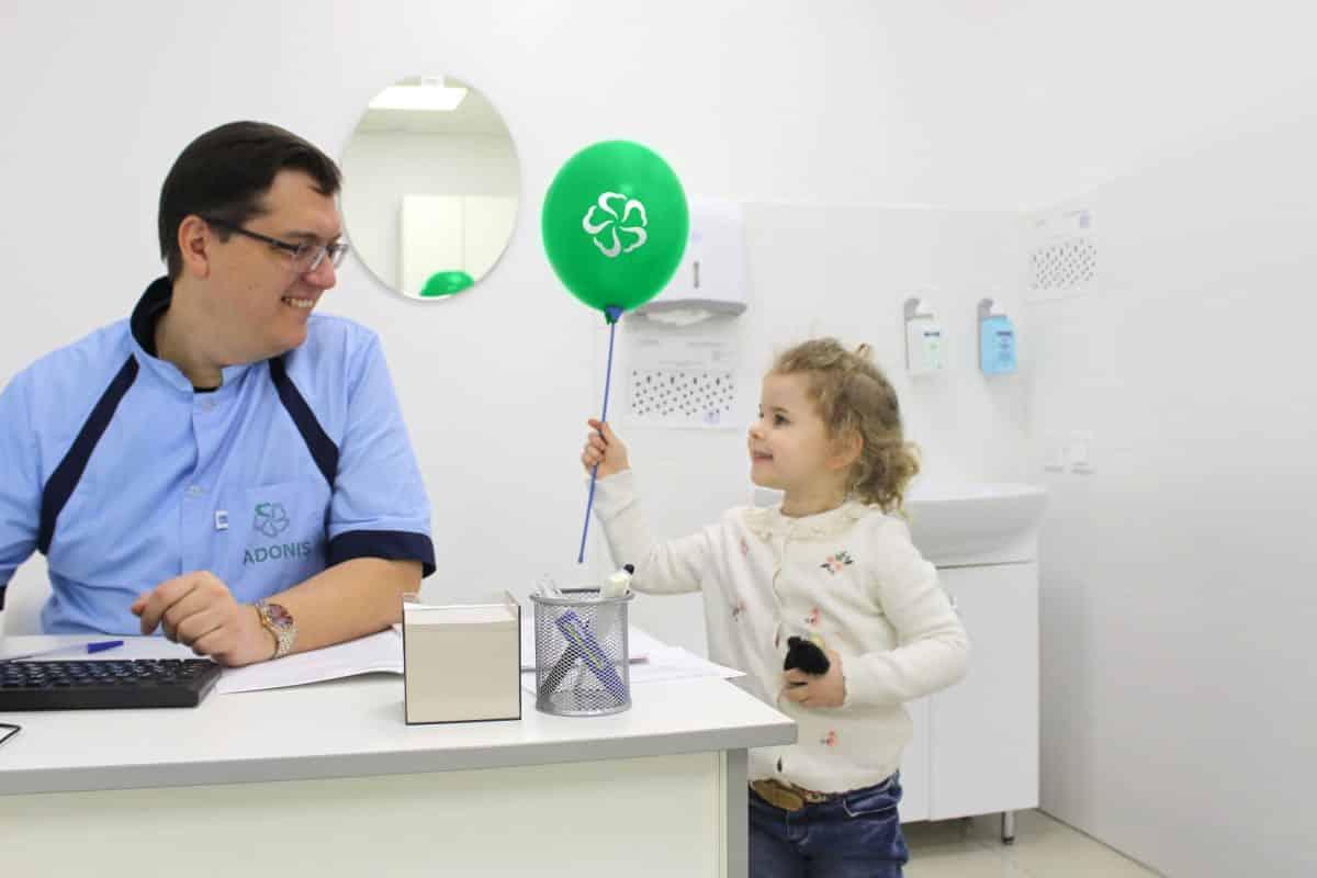Детская хирургия ADONIS, Киев