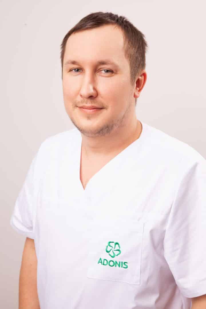 Врач-анестезиолог ADONIS Шихалев Степан Сергеевич, Киев