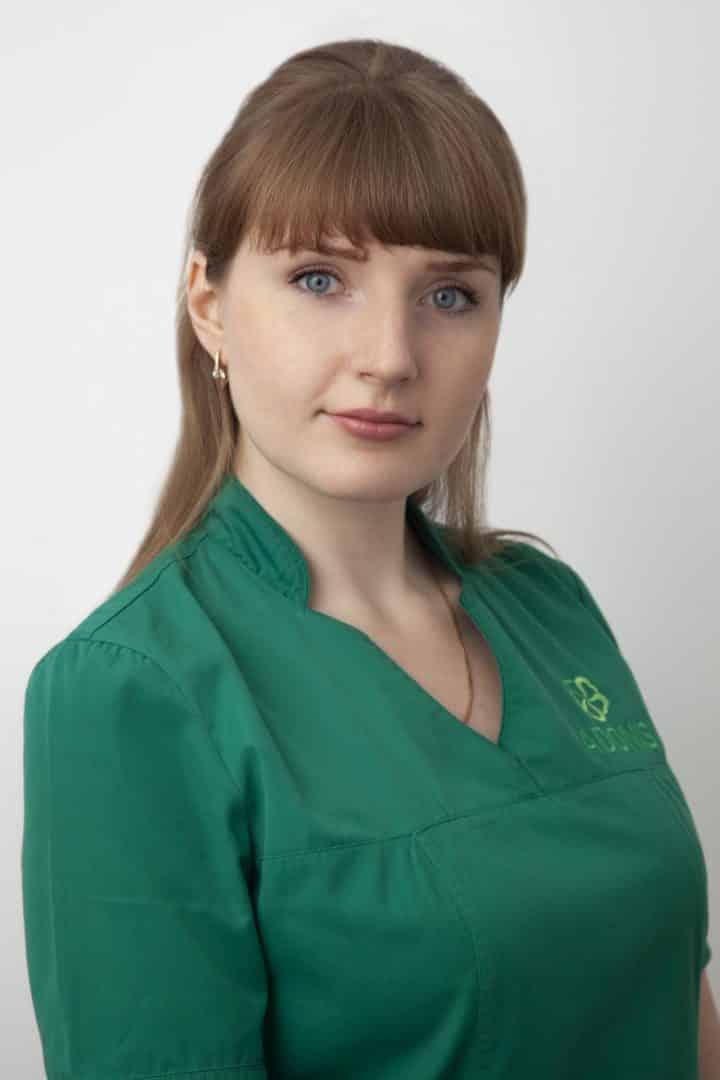 Врач-эмбриолог ADONIS Шамрайчук Валентина Олеговна, Киев
