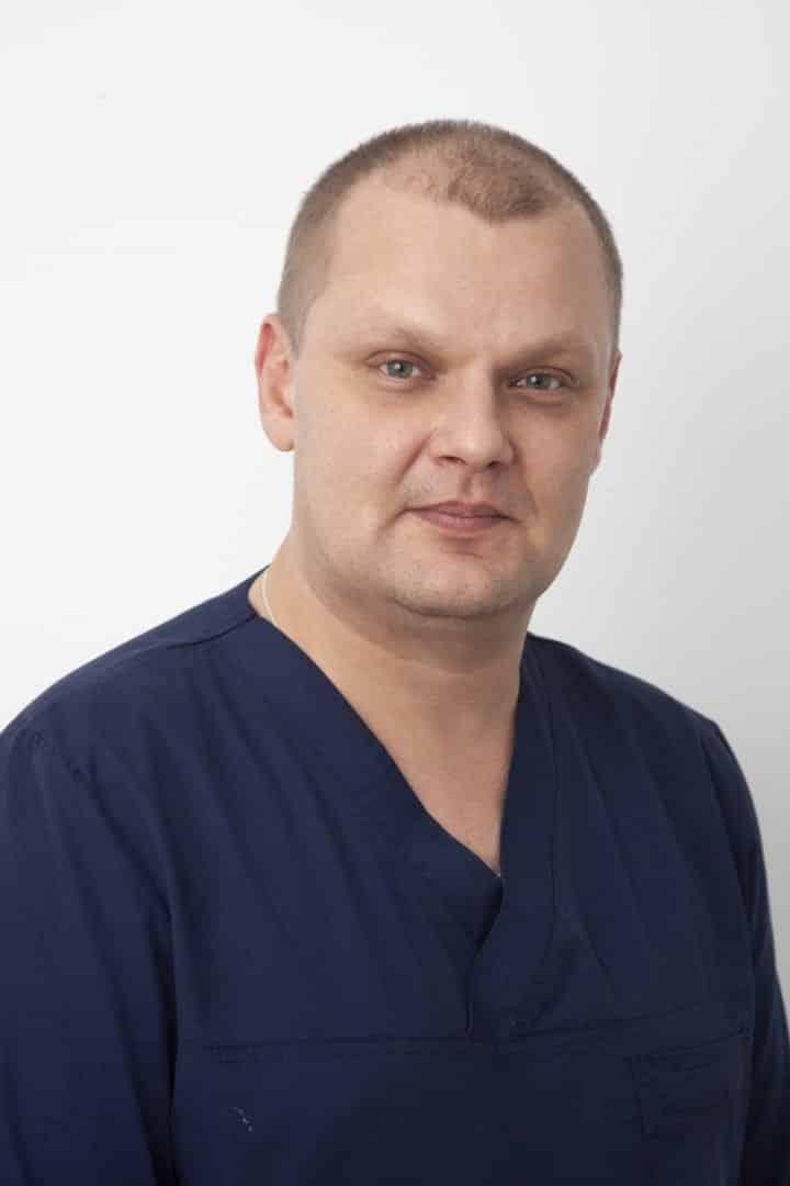 Клинический эмбриолог ADONIS Косенко Алексей, Киев