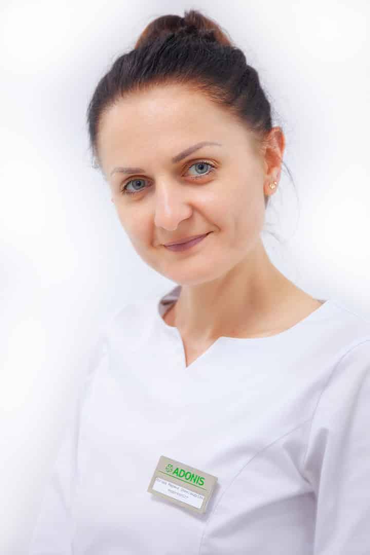 Врач-эндоскопист ADONIS Логоша Марина Александровна, Киев.