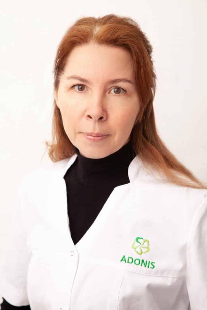 Подколзина Елена Васильевна врач-невролог ADONIS, Киев