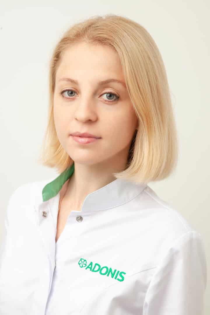 Врач-гастроэнтеролог ADONIS Рудь Оксана Михайловна, Киев