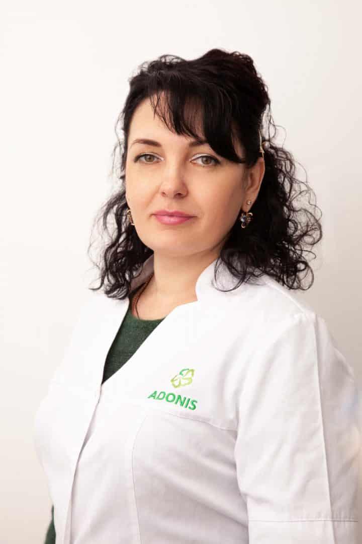 Трушкова Ирина Николаевна ГинекологADONIS, Киев
