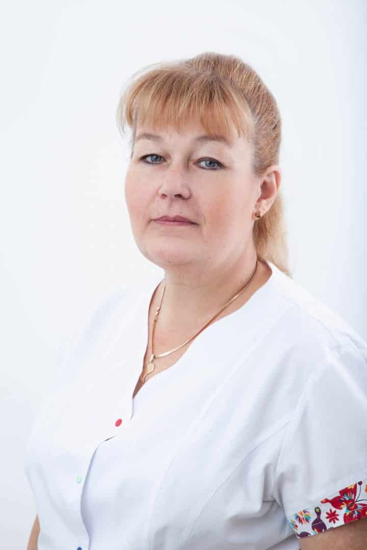 Альвінська Світлана Петрівна