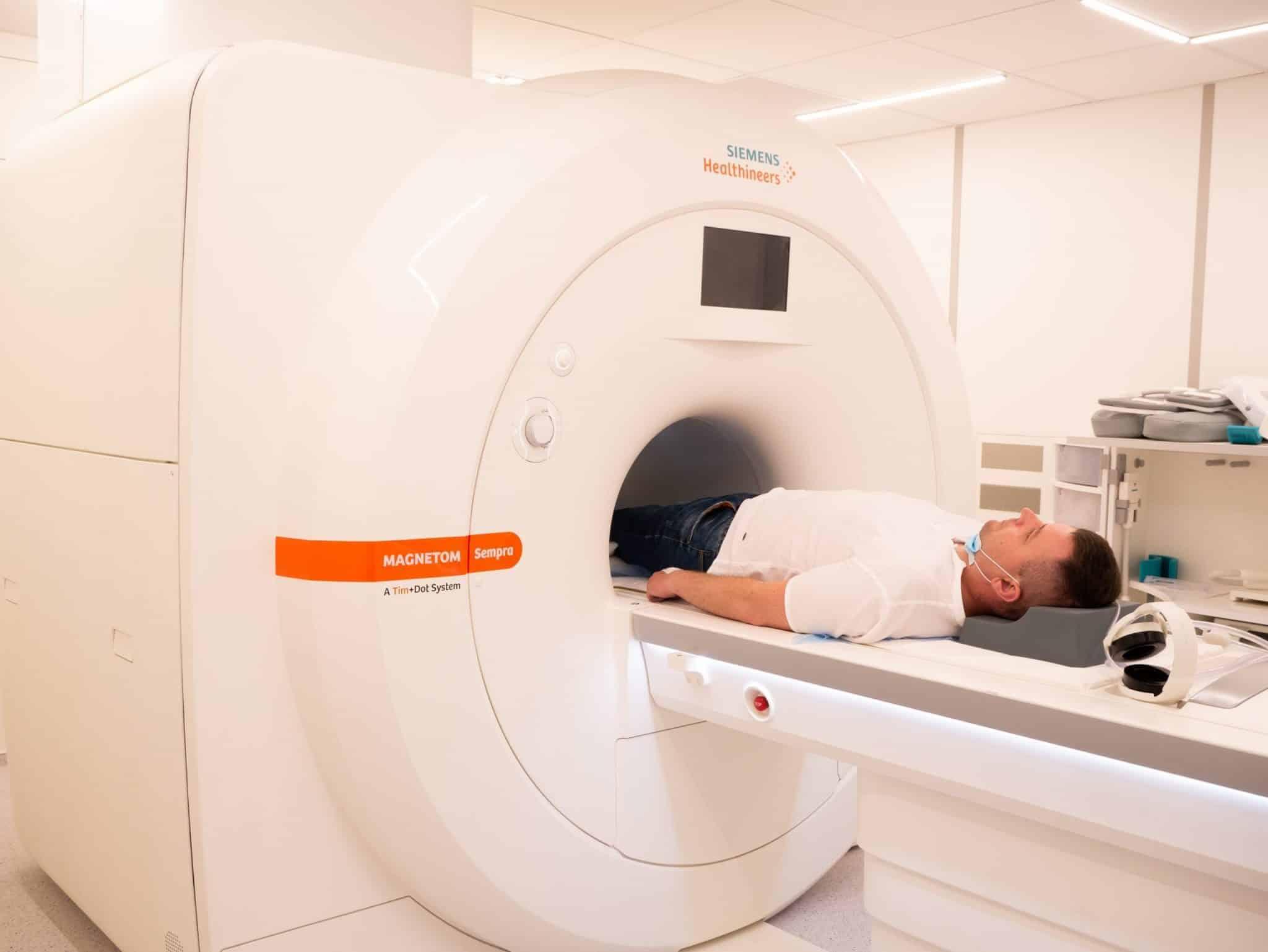 МРТ органов брюшной полости в Киеве